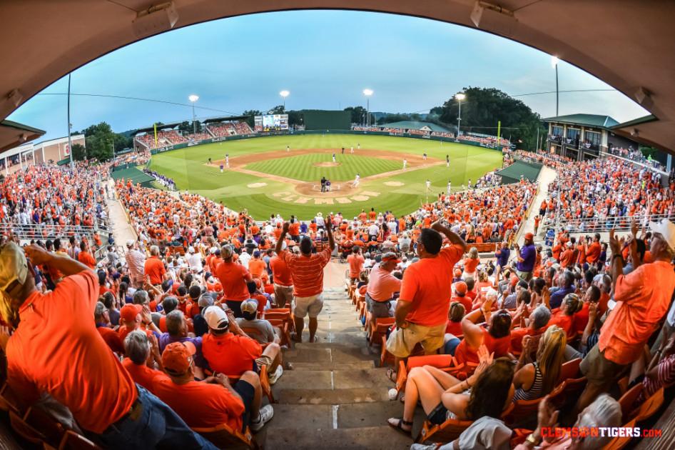 Doug Kingsmore Stadium Clemson Tigers Official Athletics Site