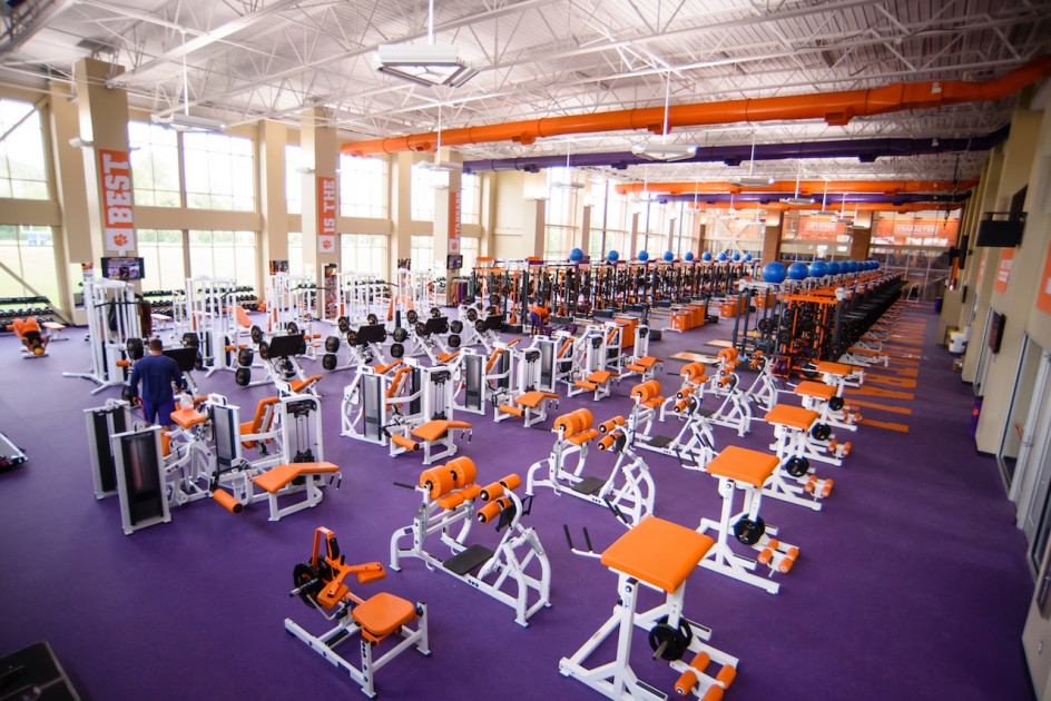 Strength & Conditioning – Clemson Tigers Official Athletics Site