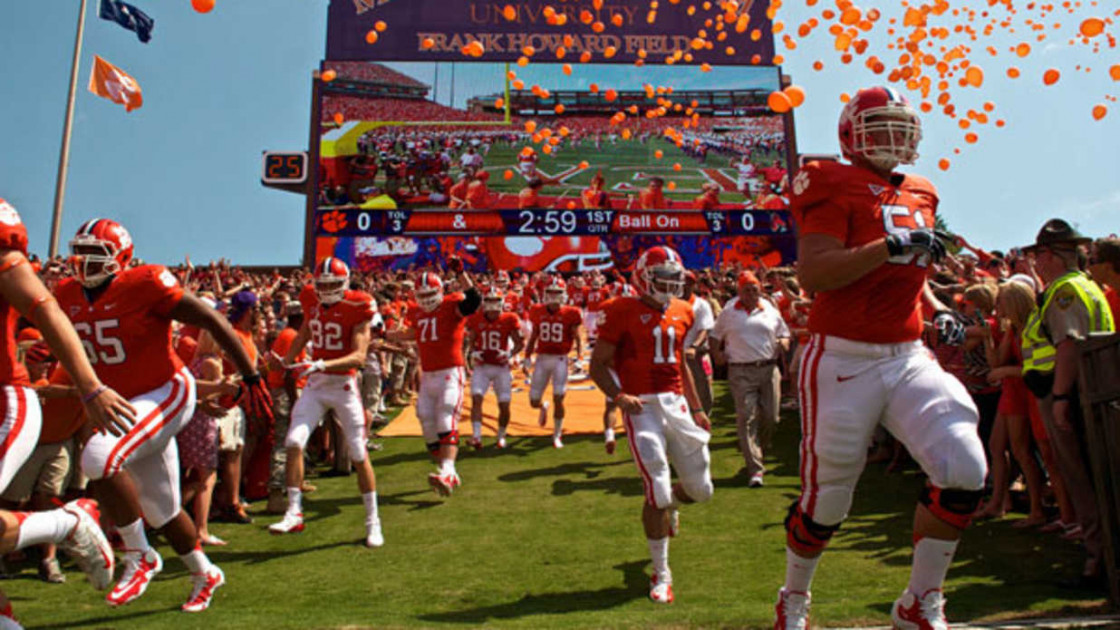Howard S Rock Clemson Tigers Official Athletics Site It was created in 1873 from portions of pike, polk, hempstead, and sevier counties. howard s rock clemson tigers official
