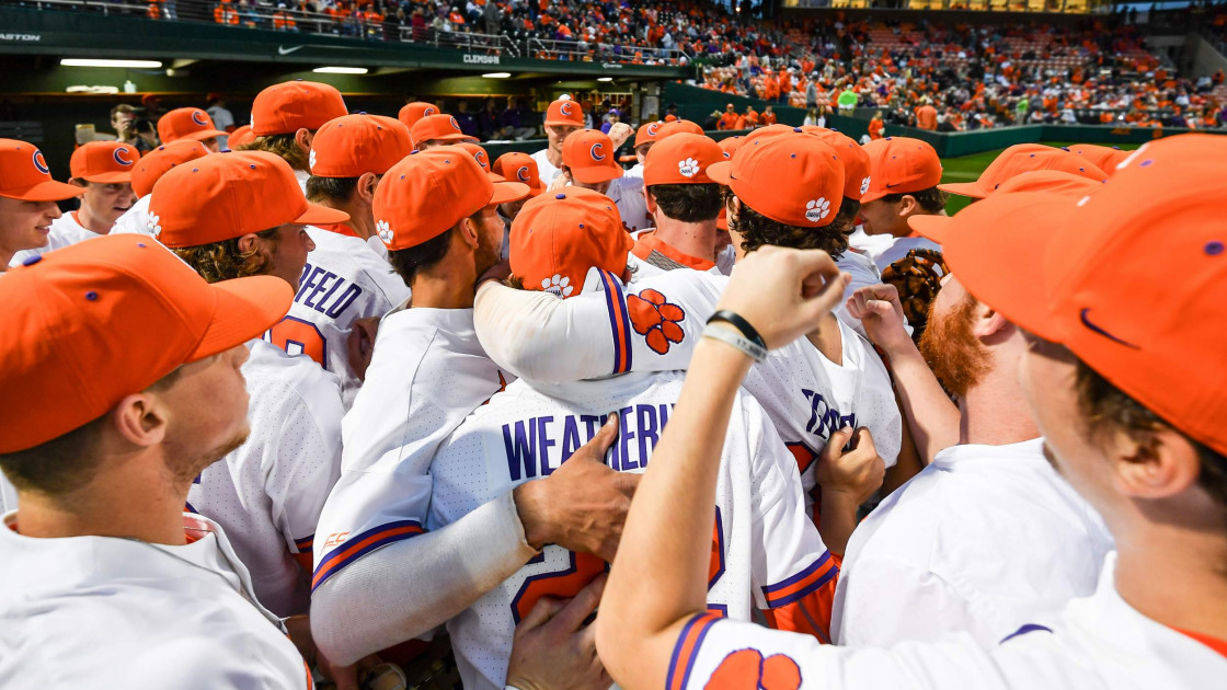 Tigers Play Cougars in Two Midweek Games – Clemson Tigers