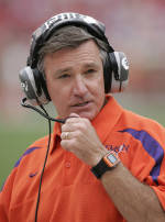 Tommy Bowden Call-In Show Set for Thursday Night