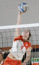 Tiger Volleyball Posts 3-2 Victory Over Maryland Friday Night