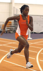 Lady Tiger Track & Field Concludes Clemson Opener