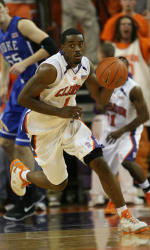 11th-Ranked Clemson to Face Virginia in Charlottesville Sunday