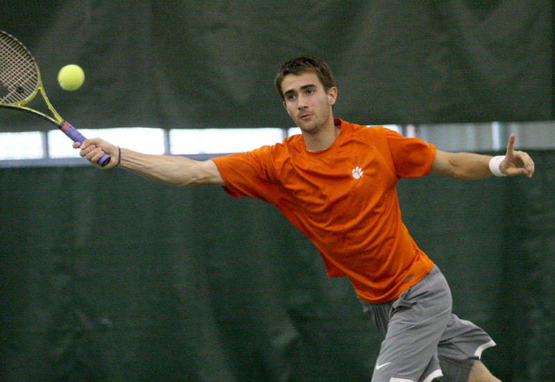 Clemson's Doubles Team Advances to Semifinals at Southern Intercollegiates