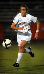 Clemson Women's Soccer Team Downs Alabama 4-0 in Exhibition Game Saturday