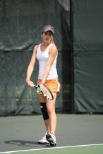 Tiger Women's Tennis Downs Virginia Tech, 5-2, On Saturday