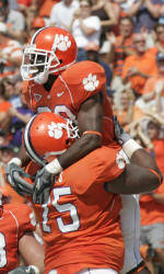 Spiller Earns ACC Rookie of the Week Honors
