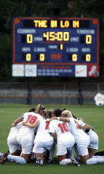 Clemson Women's Soccer Team to Play Host to Miami Friday Afternoon