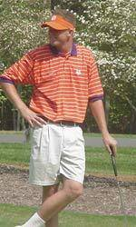 Carolinas Golf Association Names Trahan Player of the Year