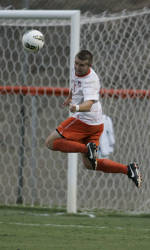 Clemson Men's Soccer Travels to N.C. State