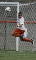 Clemson Men's Soccer Travels to N.C. State