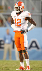 Clemson Football Game Program Feature: Marcus Gilchrist