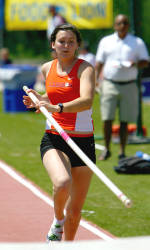 Track & Field Places Five on Academic All-ACC Teams