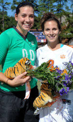 Clemson Women's Soccer Team Falls to #6 Virginia Sunday Afternoon