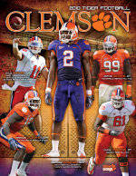 2010 Clemson Football Media Guides On Sale Now