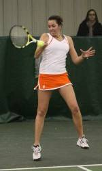 Clemson Women's Tennis Moves to 8-0 with Win Over Charlotte