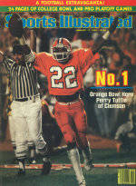 ACC Legend: Perry Tuttle of Clemson