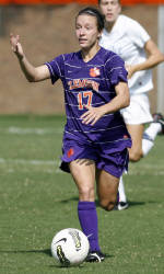 Clemson Women's Soccer Team Falls to #3 Wake Forest Sunday Afternoon
