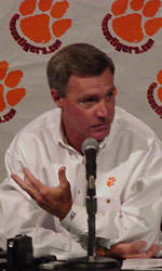 Quotes From Tommy Bowden's Press Conference