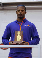 Men's Track & Field Finishes Third at ACC Indoor Championships