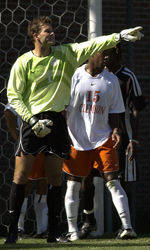 Former Tiger Hunter Gilstrap Re-Signs With Riverhounds