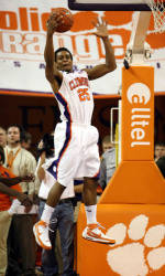 TheACC.com Feature: Q&A: Getting to Know…Clemson's Cliff Hammonds