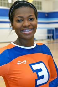 Kalah Jones Signs with Clemson Volleyball