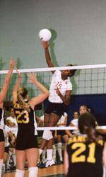 Three Clemson Volleyball Players Selected To 2002 All-ACC Team