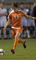 Clemson Women's Soccer Team to Play Host to Presbyterian College Sunday