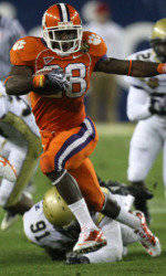 Spiller Named to Walter Camp All-America Teams