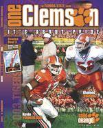 Buy The 2003 Clemson-Florida State Game Program