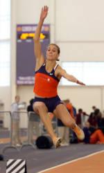 Women's Track & Field Lands at No. 9 in Preseason Indoor Rankings by USTFCCCA