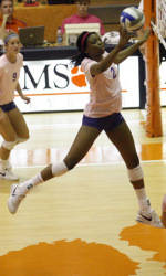 Clemson Volleyball Plays Host to Miami, Florida State