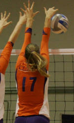 Clemson Volleyball Travels to Duke, Wake Forest, This Weekend