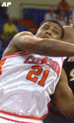 Clemson Squeaks Past Wofford, 78-74