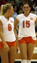 Tiger Volleyball Wins, 3-1, Over North Carolina On Friday