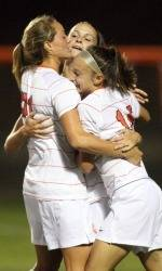 Clemson Women's Soccer Team Drops 2-1 Decision to #11 Maryland Thursday Night