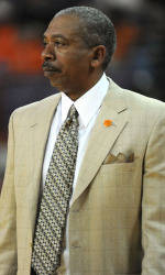 Coaches vs. Cancer's 2010 Champion Award Honors Clemson University Basketball Coach Oliver Purnell