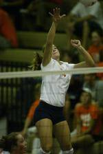 Tiger Volleyball Team Claims Clemson Invitational Crown With 3-2 Win Over Illinois-Chicago