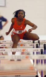 Lady Tiger Track & Field Wraps Up Day One at Clemson Opener