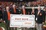 Clemson Football Game Program Feature: IPTAY's Gracious Donors