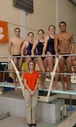 Women's Swimming & Diving Travels to the ACC Championships Wednesday
