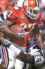 Clemson Routs Utah State 35-6