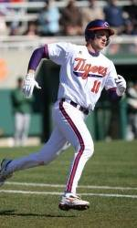 Clemson Baseball Team to Play Host to Elon Tuesday and Wednesday