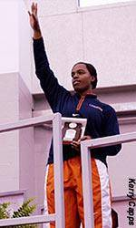 Twelve Former Women's Track And Field Athletes Named To ACC 50th Anniversary Team