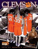 Clemson Women's Basketball Media Guide Available Online