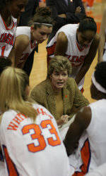Lady Tiger Basketball Season Review