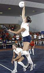 Clemson Volleyball Sweeps NC State 3-0 On Saturday Night