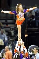 Clemson Cheerleaders and Rally Cats to Perform at NCA/NDA Nationals April 10-11